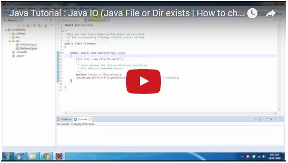 youtube com java tutorial
