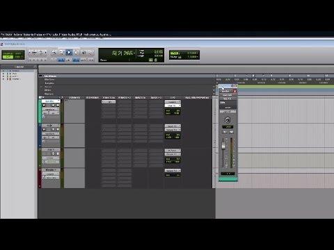 youtube pro tools 12 tutorial