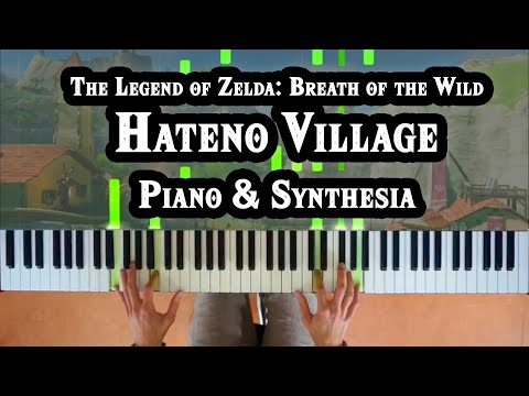 zelda fairy fountain piano tutorial